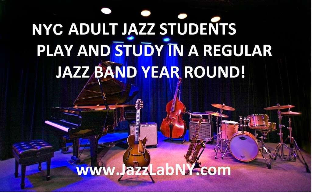 JazzLabNY - school  | Photo 9 of 10 | Address: 41-42 42nd Street, Suite 1-O, Sunnyside, NY 11104, USA | Phone: (646) 320-3617