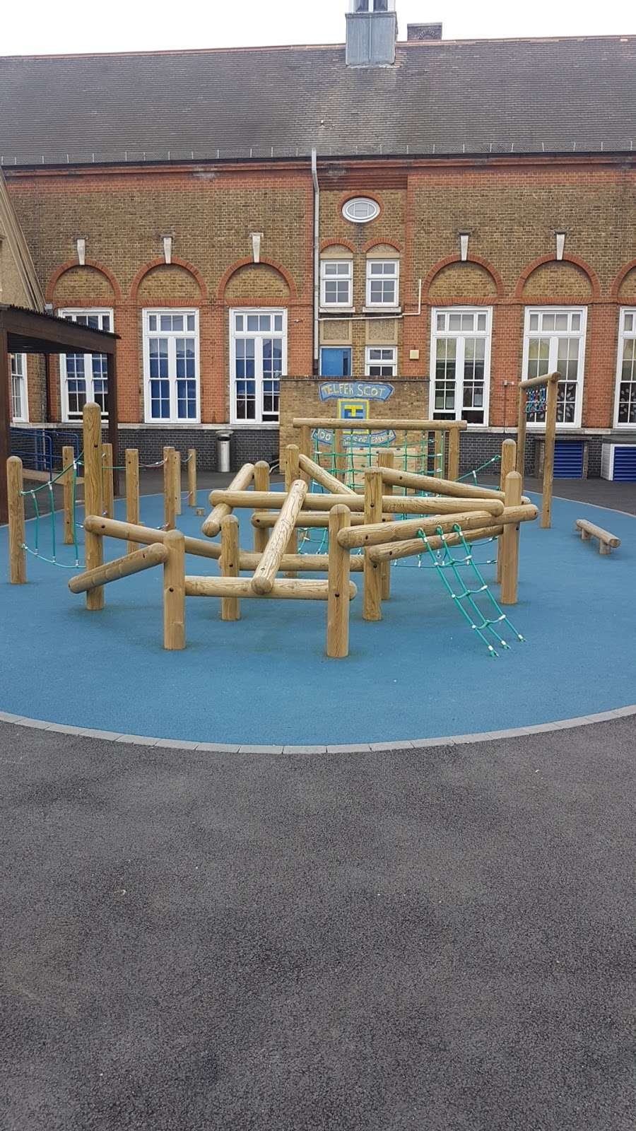 Telferscot Primary School - school  | Photo 2 of 10 | Address: Telferscot Rd, London SW12 0HW, UK | Phone: 020 8673 7362