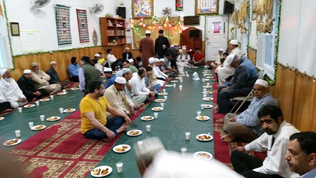 Al Madni Masjid - mosque    Photo 2 of 3   Address: 24-4 89th St, East Elmhurst, NY 11369, USA   Phone: (718) 672-1660