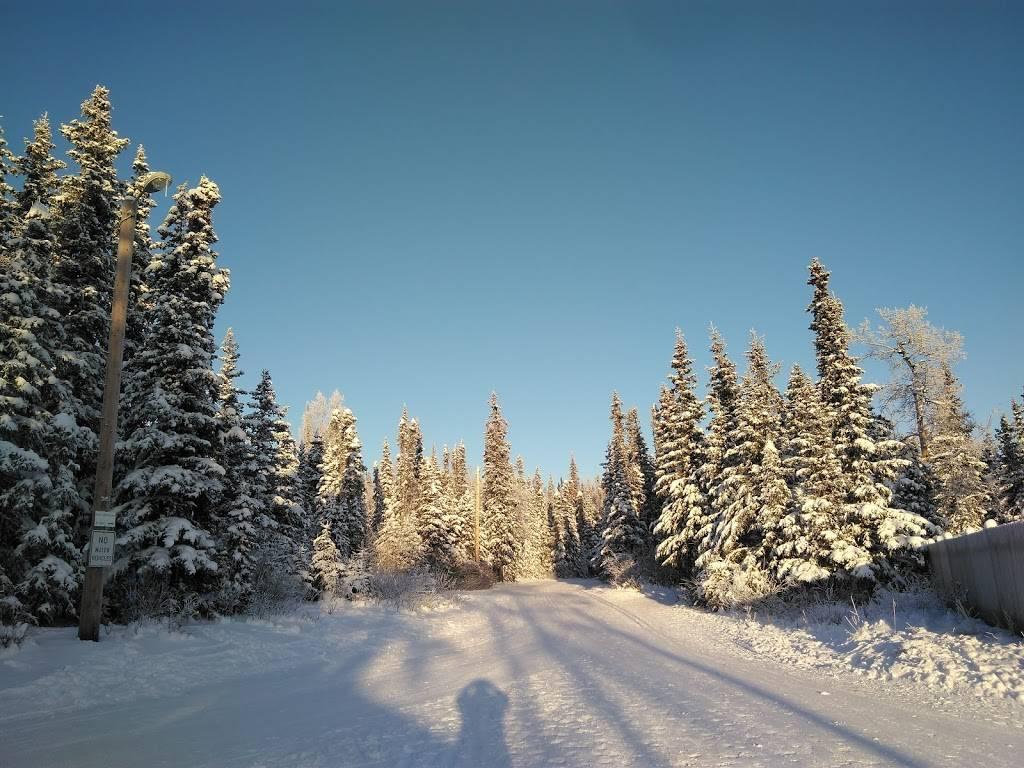 Far North Bicentennial Park - park  | Photo 3 of 10 | Address: 4970 Campbell Airstrip Rd, Anchorage, AK 99507, USA | Phone: (907) 343-4355