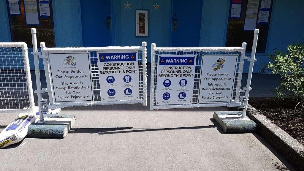Disneys All-Star Movies Resort - bus station  | Photo 5 of 10 | Address: Directors Dr, Kissimmee, FL 34747, USA