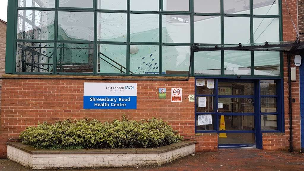 Shrewsbury Road Health Centre, Shrewsbury Rd, London E7 ...