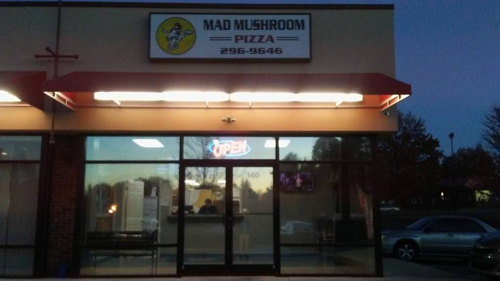 Mad Mushroom Pizza - meal delivery  | Photo 8 of 9 | Address: 3340 Clays Mill Rd #160, Lexington, KY 40503, USA | Phone: (859) 296-9646