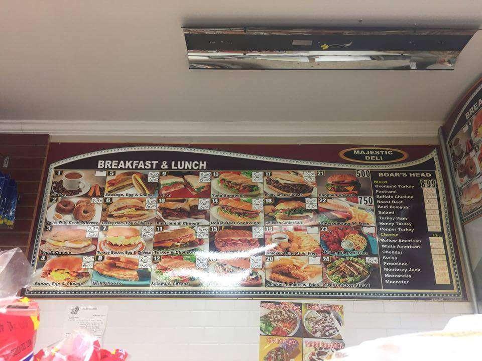 Majestic gourmet deli - store  | Photo 6 of 8 | Address: 6119 Broadway, Bronx, NY 10471, USA | Phone: (347) 427-4063