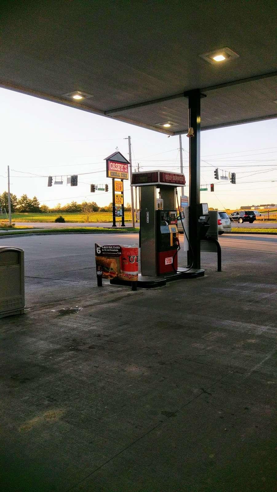 Caseys - gas station  | Photo 6 of 10 | Address: 1118 S Ridgeview Dr, Warrensburg, MO 64093, USA | Phone: (660) 747-6744