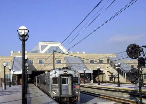 Frank R. Lautenberg Rail Station - transit station  | Photo 3 of 10 | Address: Secaucus, NJ, USA