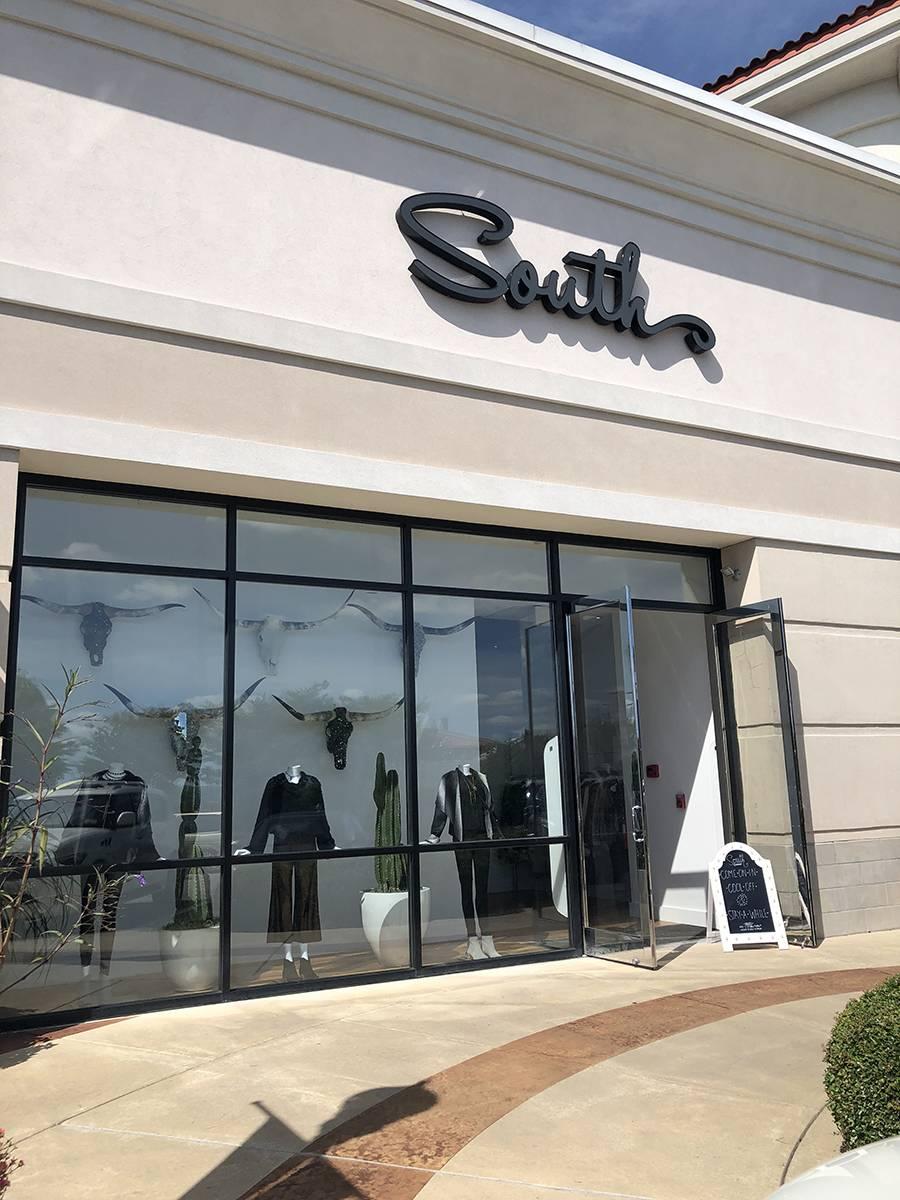 South Boutique The Summit - clothing store  | Photo 1 of 4 | Address: 200 Summit Blvd #110, Birmingham, AL 35243, USA | Phone: (205) 977-4229