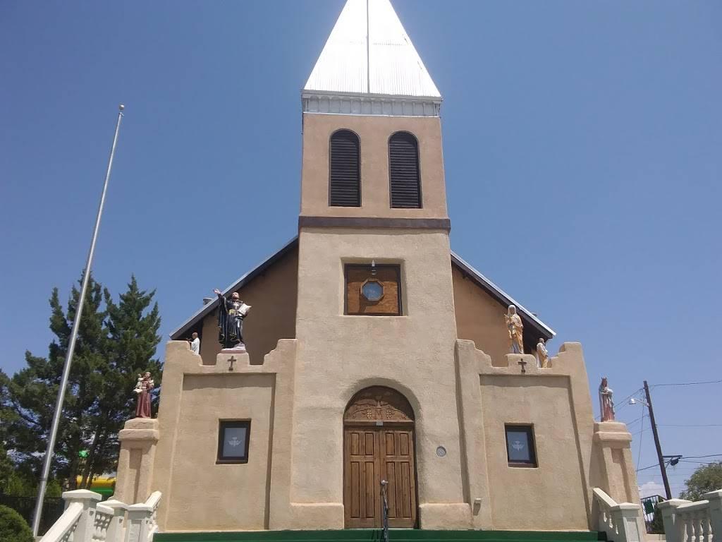 San Ignacio Catholic Church - church  | Photo 1 of 8 | Address: 1300 Walter St NE, Albuquerque, NM 87102, USA | Phone: (505) 243-4287