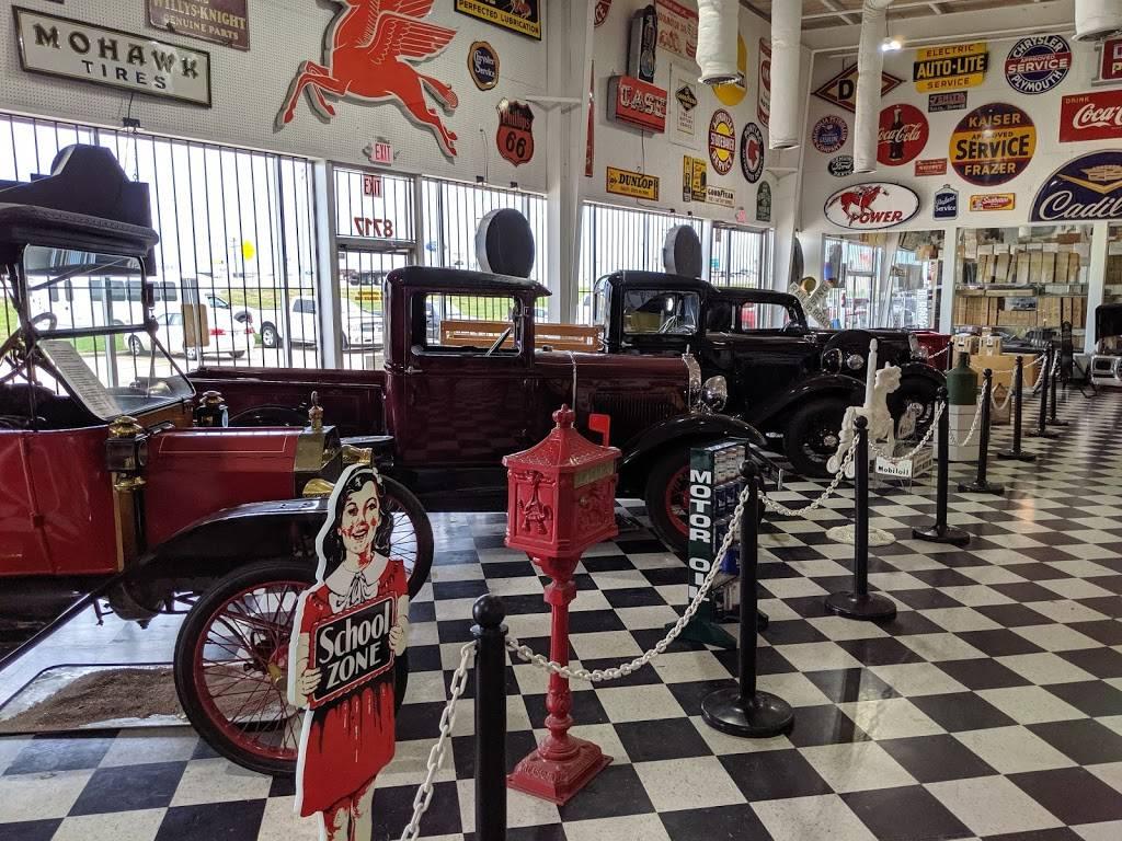 Classic Chevrolet Parts, Inc. - car repair  | Photo 10 of 10 | Address: 8723 S I-35 Service Rd, Oklahoma City, OK 73149, USA | Phone: (405) 631-4400