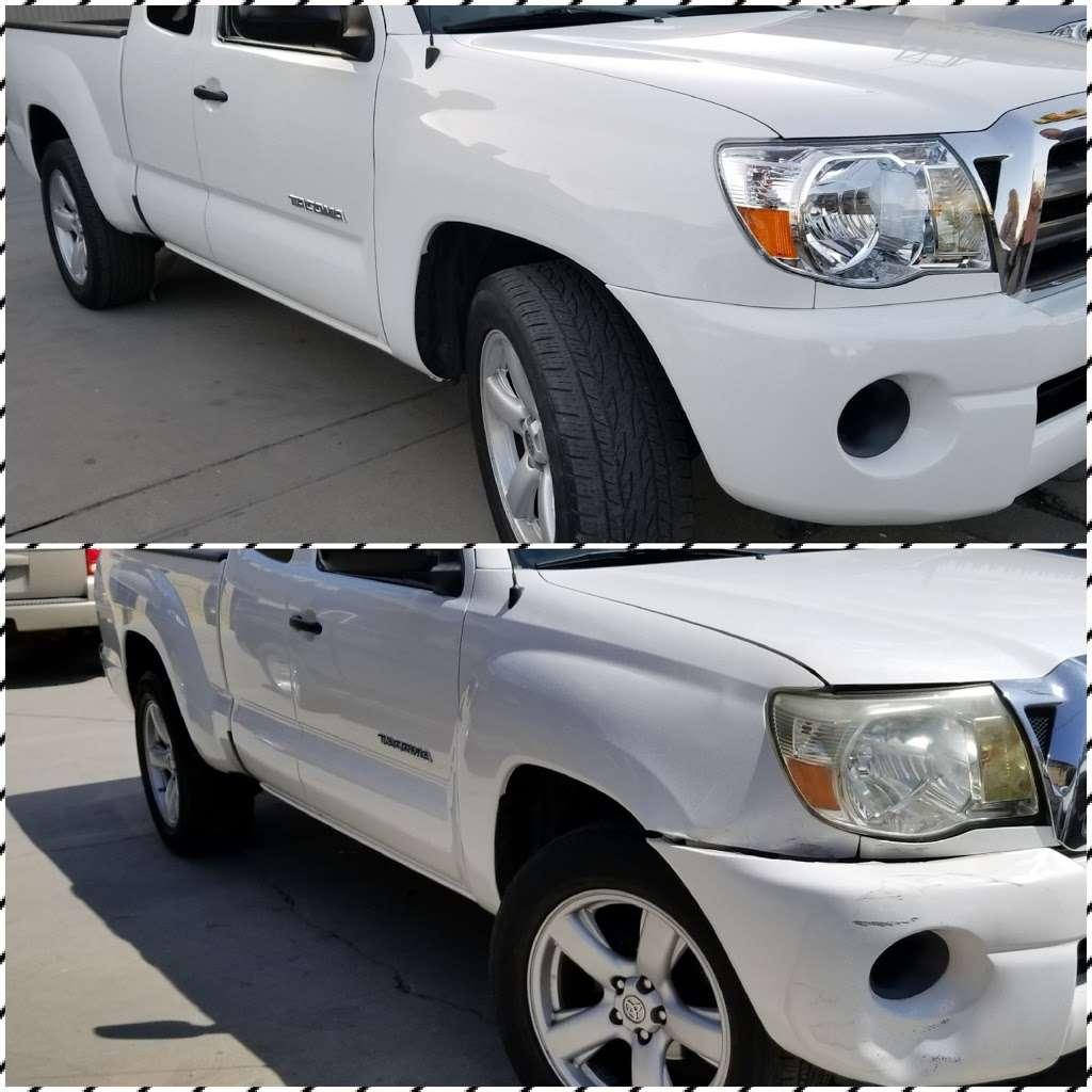 LOYALTY COLLISION - car repair  | Photo 4 of 10 | Address: 719 S Figueroa St, Wilmington, CA 90744, USA | Phone: (424) 477-5058