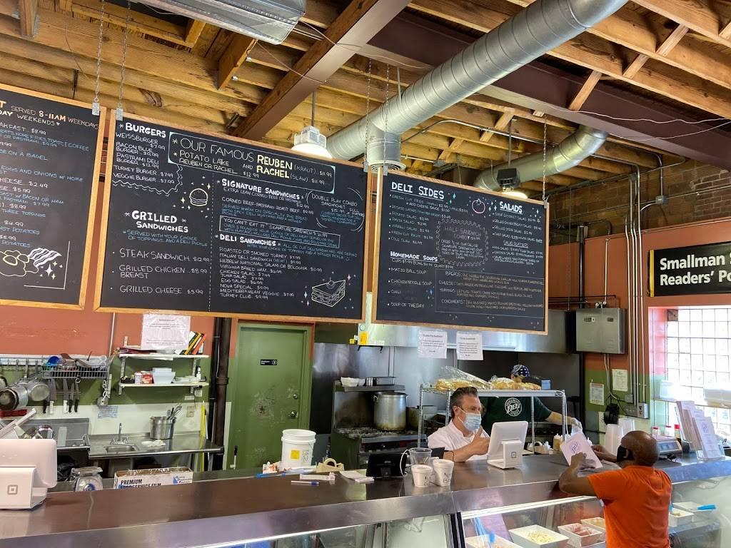 Smallman Street Deli - meal takeaway  | Photo 1 of 10 | Address: 2840 Smallman St, Pittsburgh, PA 15222, USA | Phone: (412) 434-5800