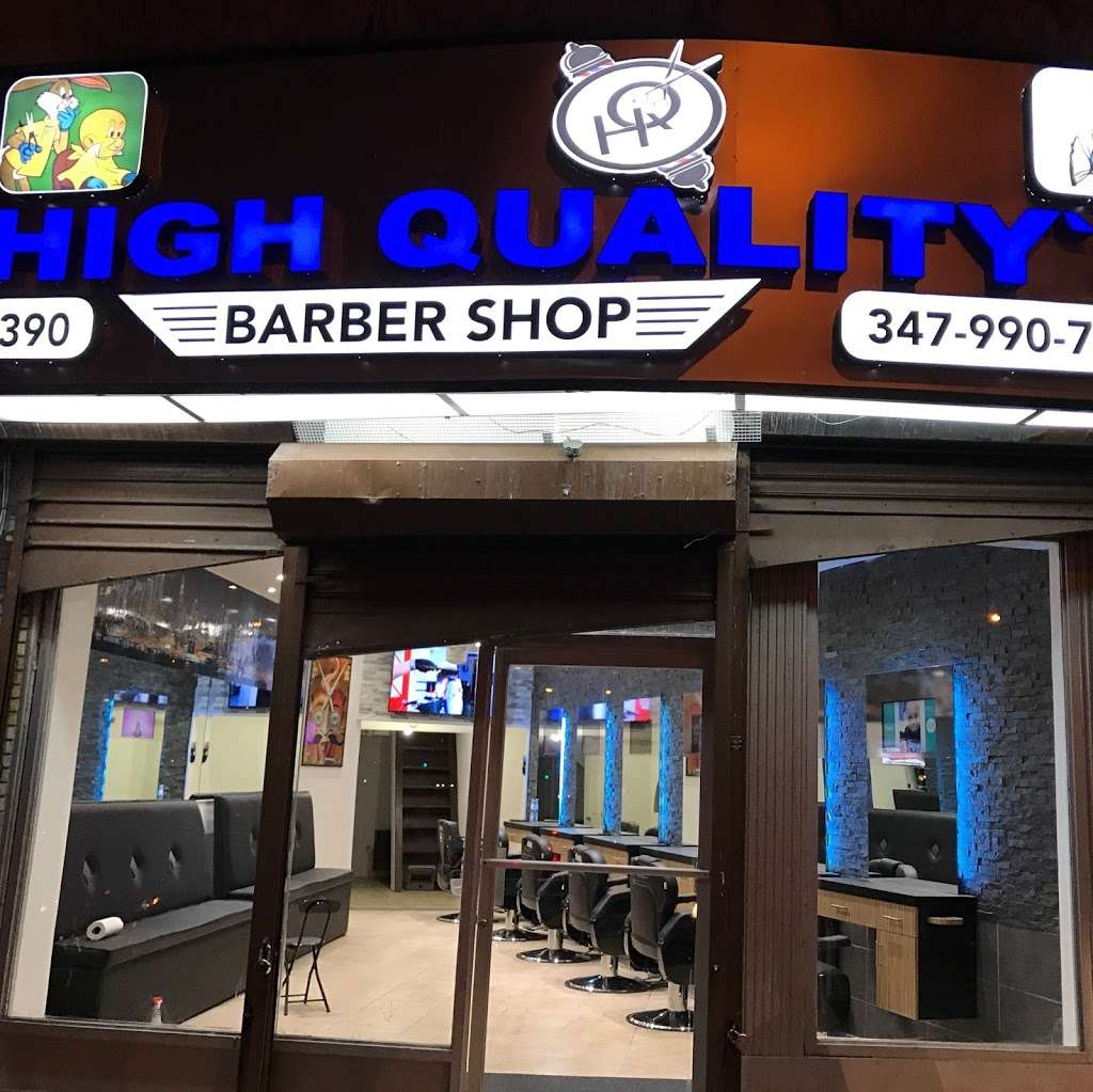 High Qualitys Barber Shop - hair care  | Photo 2 of 10 | Address: 390 E Tremont Ave, Bronx, NY 10457, USA | Phone: (347) 990-7997