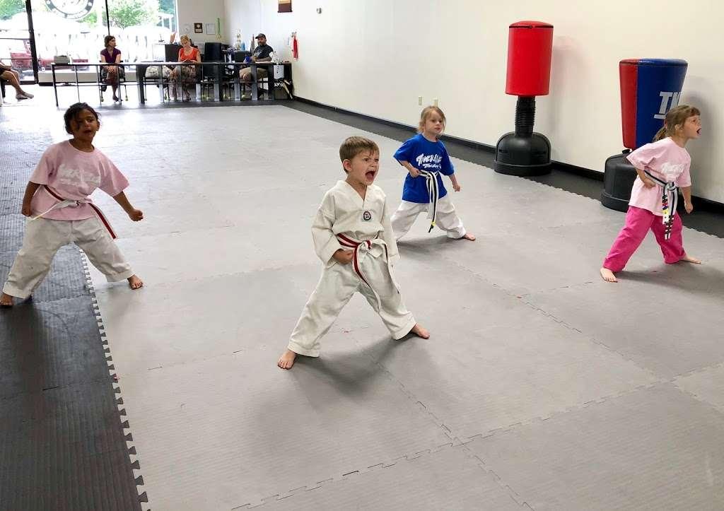 Master LEEs Tiger Kicks Martial Arts Tae kwon Do - gym  | Photo 8 of 10 | Address: 317 E Street Rd, Warminster, PA 18974, USA | Phone: (215) 444-0899