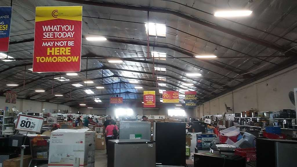 CCM California - store  | Photo 1 of 1 | Address: 7344 Bandini Blvd, Commerce, CA 90040, USA | Phone: (877) 210-9038