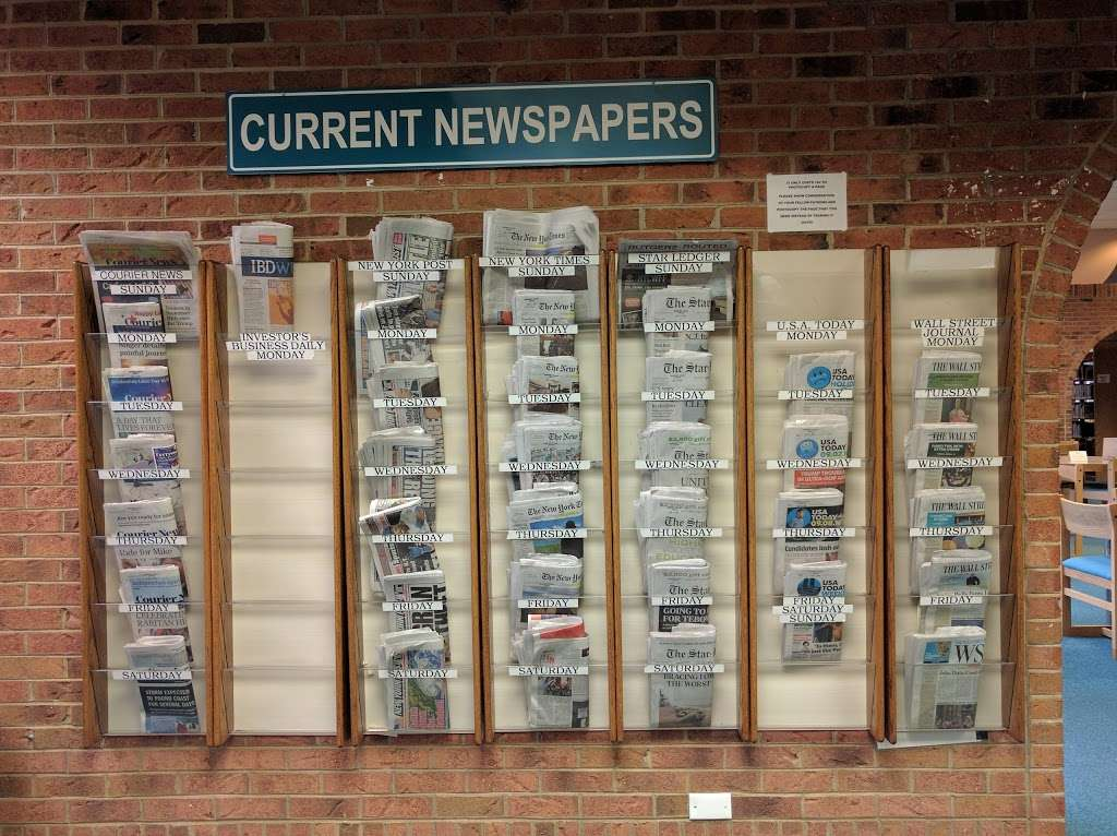 Somerset County Library System of New Jersey - library    Photo 5 of 10   Address: 1 Vogt Dr, Bridgewater, NJ 08807, USA   Phone: (908) 526-4016