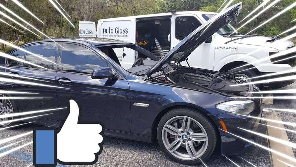 C-THRU AUTO GLASS LLC - car repair  | Photo 4 of 10 | Address: 349 Mantis Loop, Apopka, FL 32703, USA | Phone: (321) 972-3347