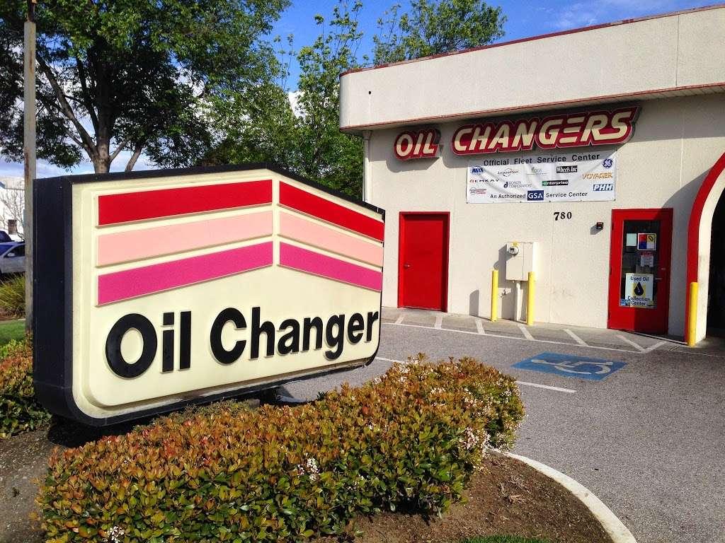 Oil Changers - car repair  | Photo 1 of 10 | Address: 780 San Antonio Rd, Palo Alto, CA 94303, USA | Phone: (650) 494-8353