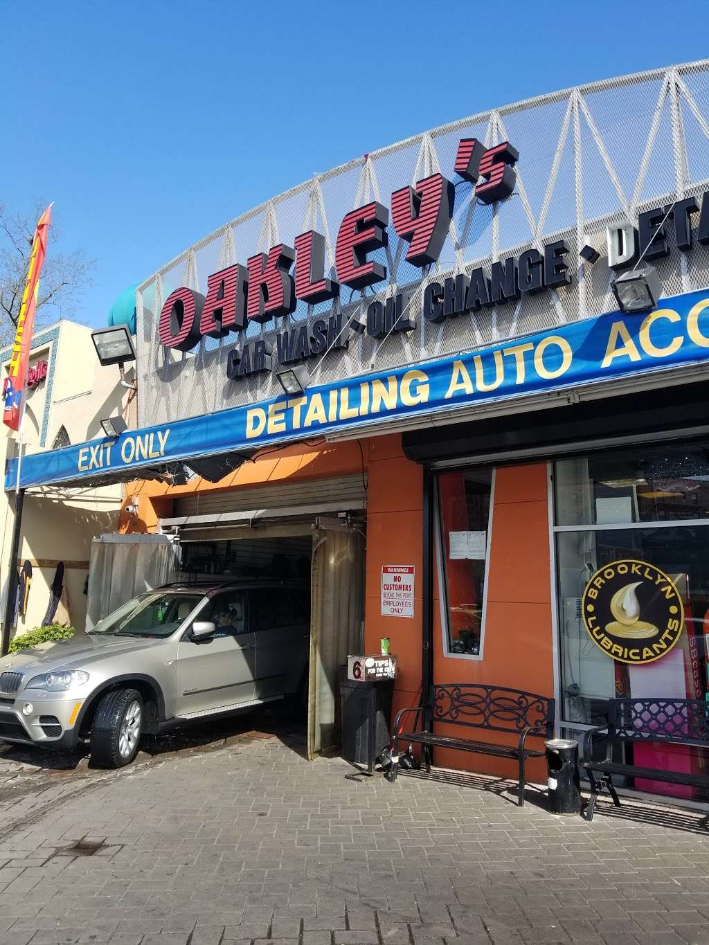 Oakleys Car Wash, Oil Change & Detail Center - car wash  | Photo 8 of 10 | Address: 25 Neptune Ave, Brooklyn, NY 11235, USA | Phone: (718) 646-8783