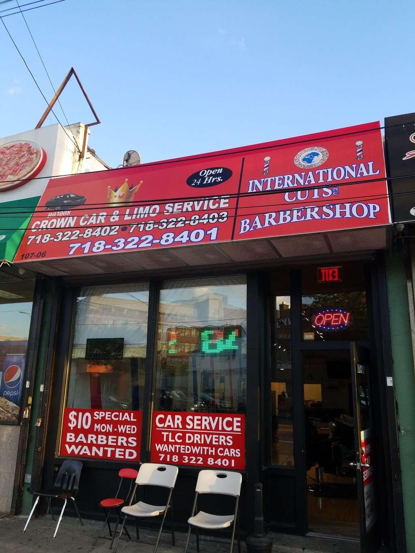International Cuts Barbershop - hair care  | Photo 4 of 4 | Address: 107-05 Rockaway Blvd, Ozone Park, NY 11417, USA | Phone: (347) 494-5784