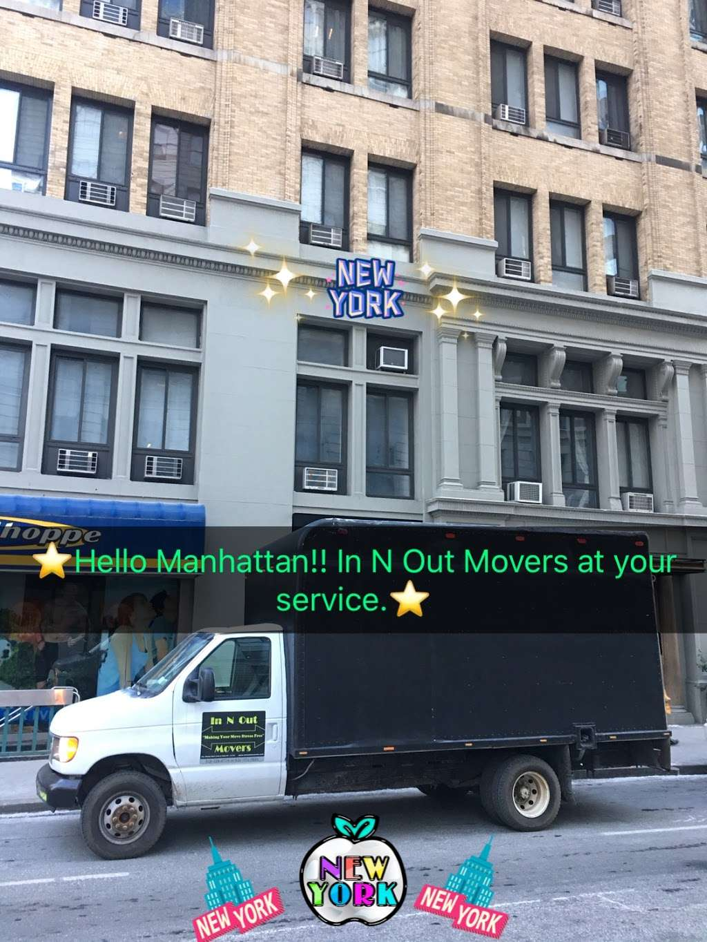 In N Out Movers Corp - Moving company | 701 Wilson Blvd