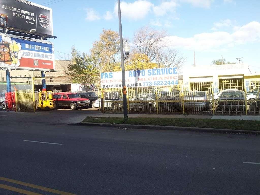 Fas Auto Repair - car repair  | Photo 4 of 7 | Address: 4517 Ogden Ave, Chicago, IL 60623, USA | Phone: (773) 522-2444
