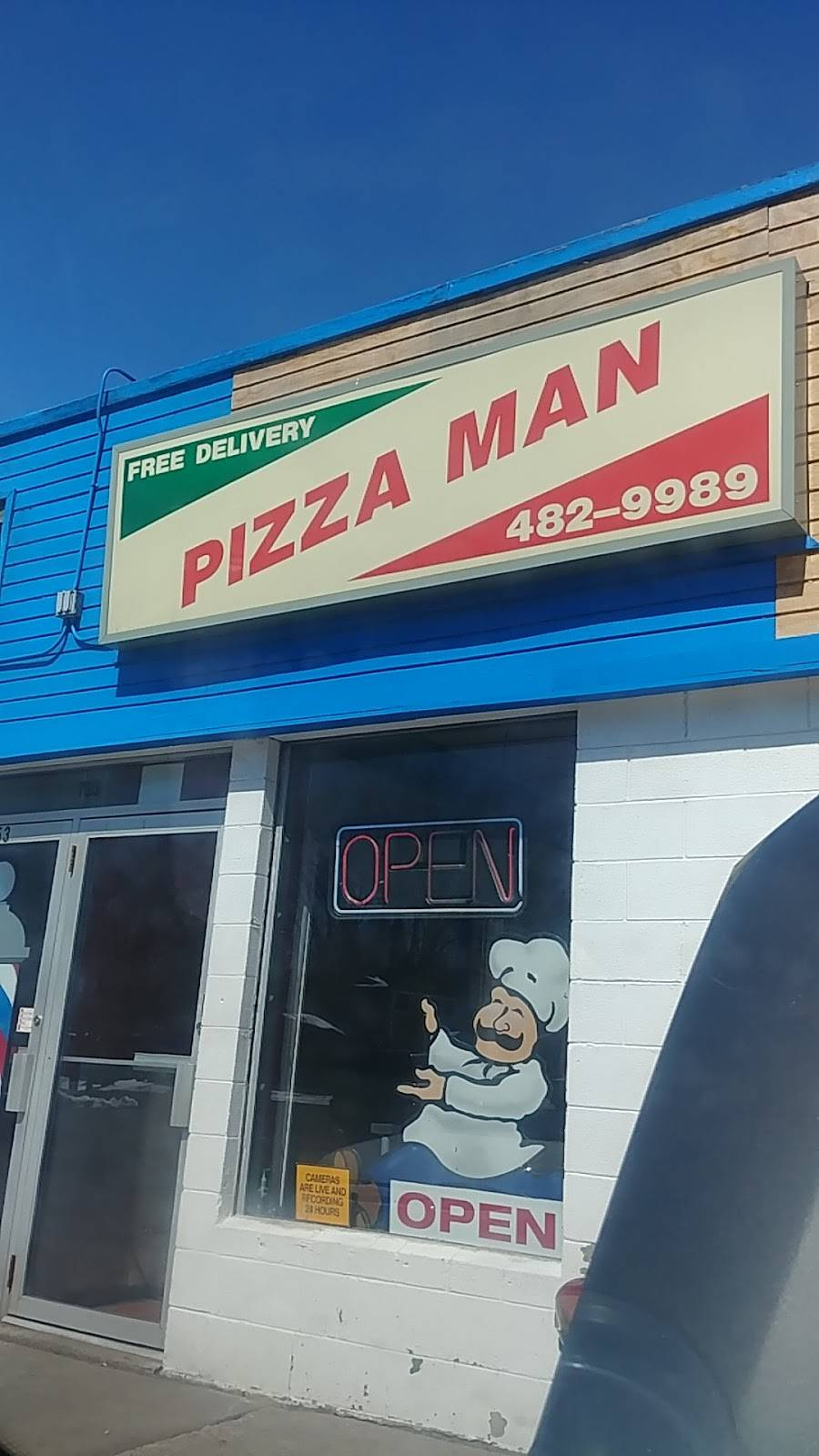 PIZZA MAN VADNAIS HEIGHTS LITTLE CANADA - meal delivery  | Photo 2 of 10 | Address: 753 County Rd D E, St Paul, MN 55117, USA | Phone: (651) 482-9989