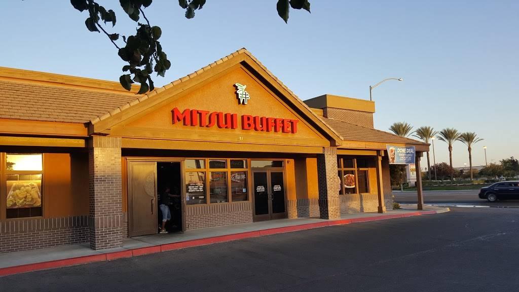 Mitsui Buffet - restaurant  | Photo 1 of 10 | Address: 117 W Shaw Ave, Clovis, CA 93612, USA | Phone: (559) 323-9719