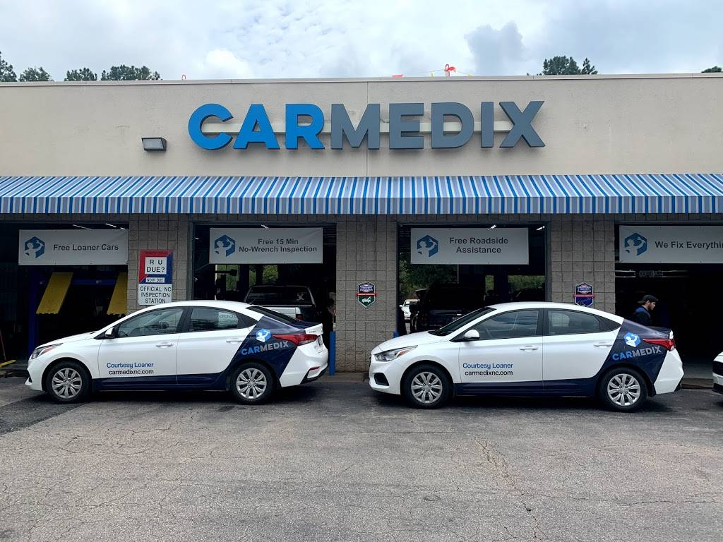Carmedix - car repair  | Photo 3 of 10 | Address: 2105 NC-54 Unit L, Durham, NC 27713, USA | Phone: (984) 888-0791