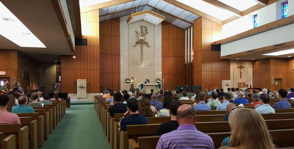 St. Theresa Catholic Church - church    Photo 5 of 10   Address: 6622 Haskell St, Houston, TX 77007, USA   Phone: (713) 869-3783