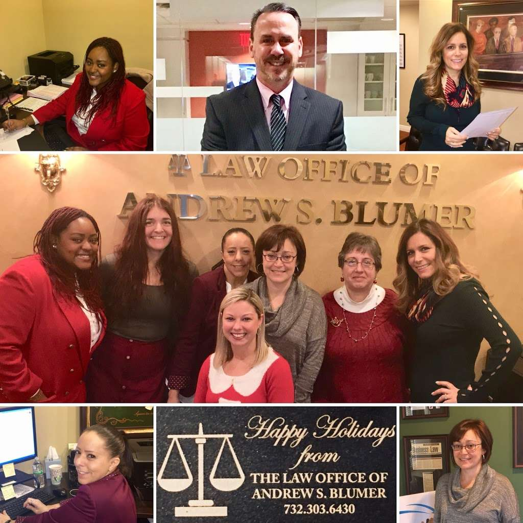 Law Office of Andrew S. Blumer - lawyer  | Photo 6 of 9 | Address: 4255 U.S. 9 Building 5 Suite D, Freehold, NJ 07728, USA | Phone: (732) 303-6430