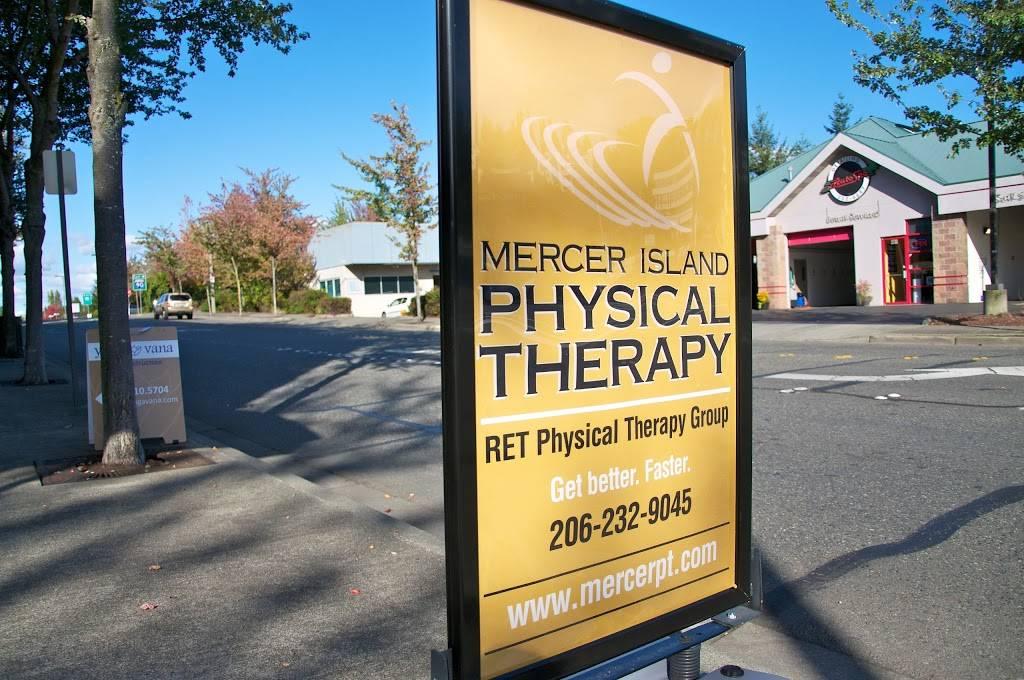 Mercer Island Physical Therapy - health  | Photo 3 of 8 | Address: 7900 SE 28th St Suite 102, Mercer Island, WA 98040, USA | Phone: (206) 232-9045