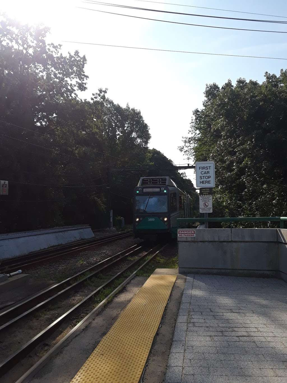 Riverside - transit station  | Photo 8 of 10 | Address: 333 Grove St, Newton, MA 02466, USA