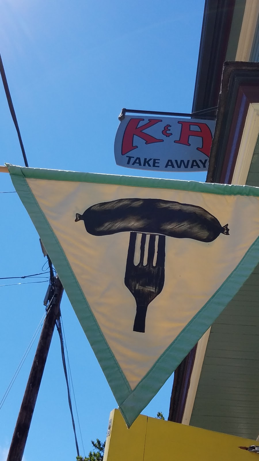 K&A Take Away - meal takeaway  | Photo 9 of 9 | Address: 13 Dilon Beach Road, Tomales, CA 94971, USA | Phone: (707) 878-2969
