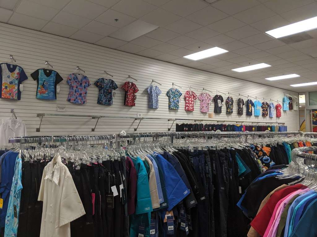 Scrub Shoppe - clothing store  | Photo 3 of 8 | Address: 8226 On the Mall, Buena Park, CA 90620, USA | Phone: (714) 220-3118