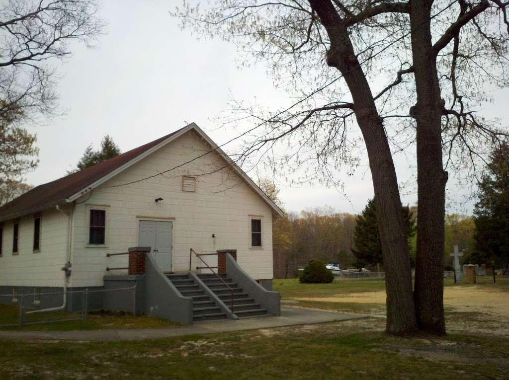 Sts Peter and Paul Ukrainian Orthodox Church - church  | Photo 6 of 10 | Address: 77 Hogbin Rd, Millville, NJ 08332, USA | Phone: (856) 825-6720