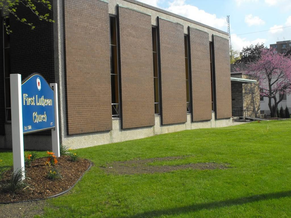 First Lutheran Church LC-C - church  | Photo 1 of 10 | Address: 160 Giles Blvd W, Windsor, ON N9A 6G9, Canada | Phone: (519) 256-2667