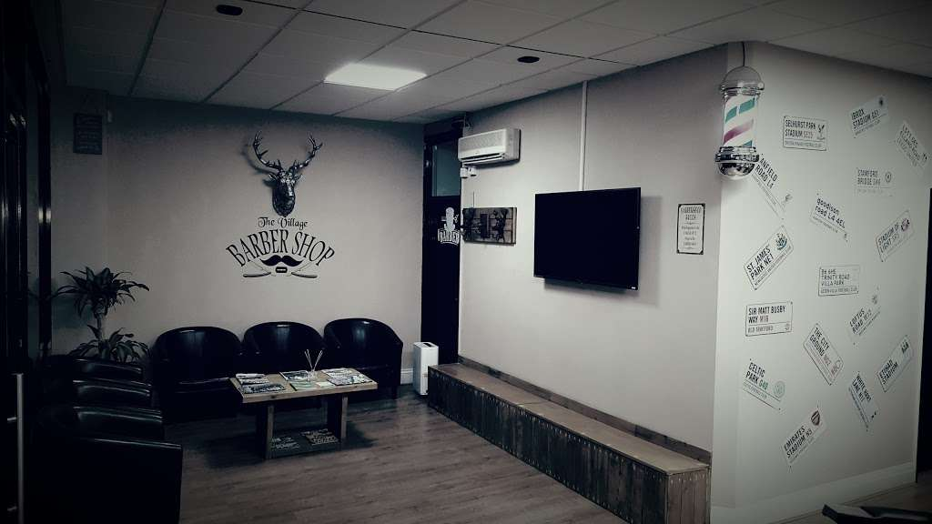 THE VILLAGE BARBERS 82 - hair care    Photo 9 of 10   Address: 82 Limpsfield Rd, Warlingham CR6 9RA, UK   Phone: 01883 624274