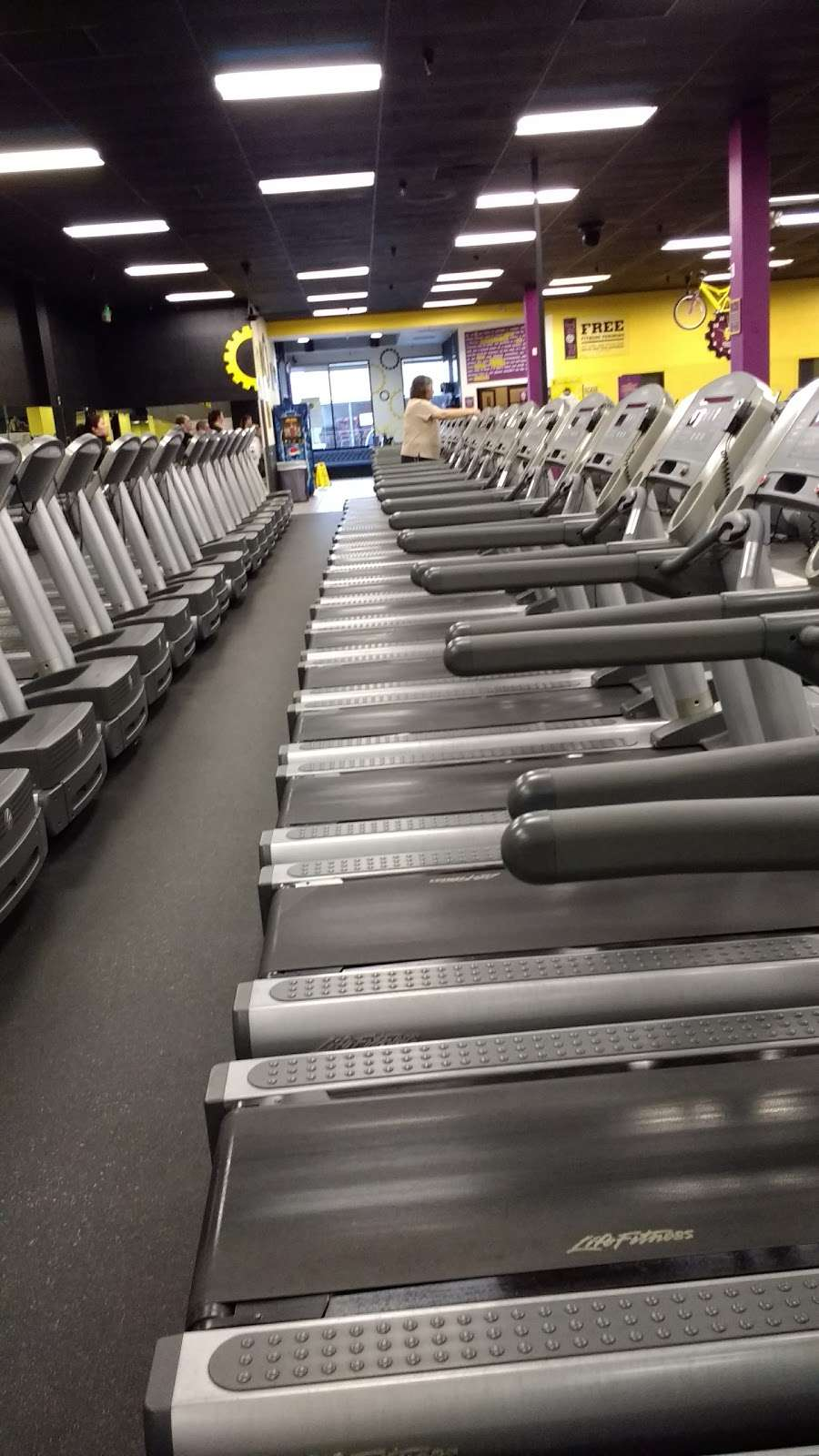 Planet Fitness 2280 Lincoln Ave Anaheim Ca 92806 Usa