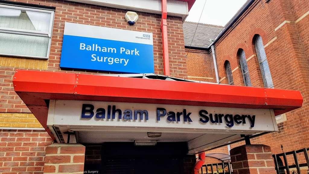 Balham Park Surgery - hospital    Photo 3 of 4   Address: 236 Balham High Rd, London SW17 7AW, UK   Phone: 020 8772 8772
