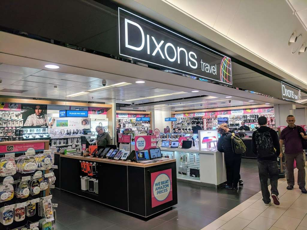 Dixons Travel - Electronics store | Perimeter Rd E, Horley