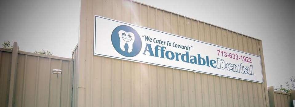 Affordable Dental - dentist    Photo 8 of 10   Address: 9324 Homestead Rd, Houston, TX 77016, USA   Phone: (713) 633-1922