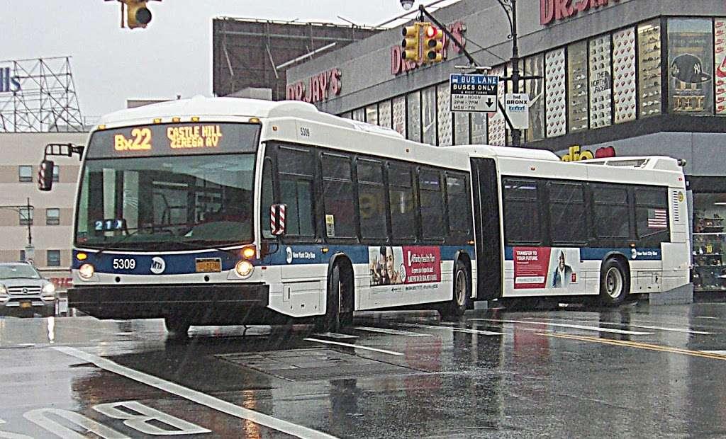 Valentine Avenue & East Fordham Road - transit station  | Photo 5 of 10 | Address: The Bronx, NY 10458, USA