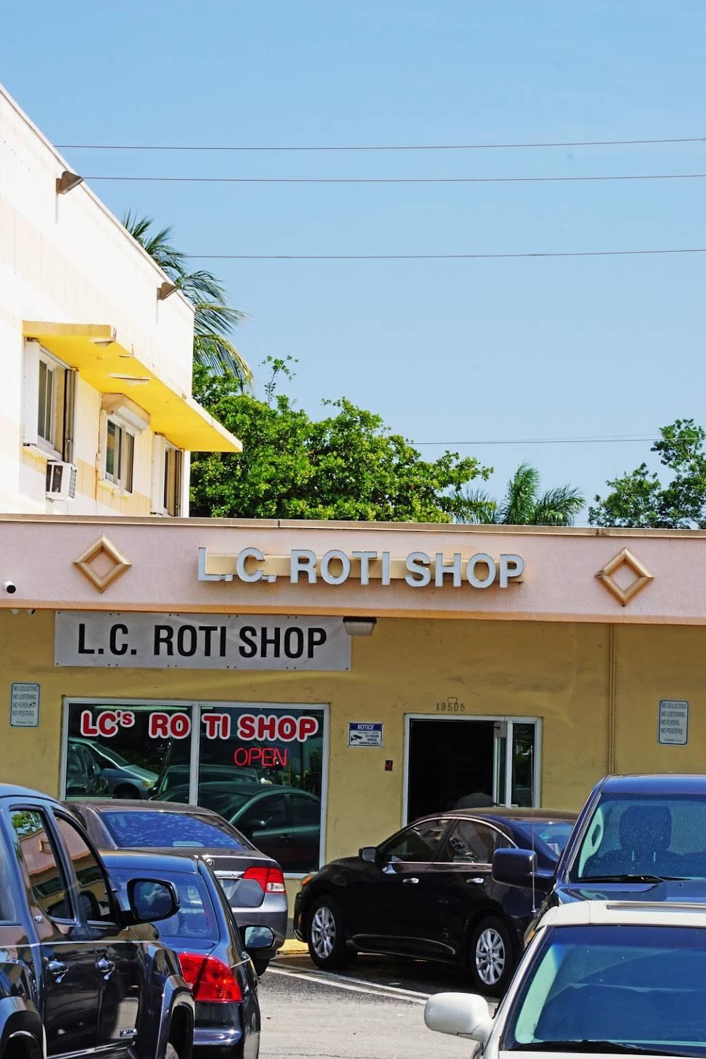 L C Roti Shop - restaurant  | Photo 1 of 7 | Address: 19505 NW 2nd Ave, Miami, FL 33169, USA | Phone: (305) 651-8924