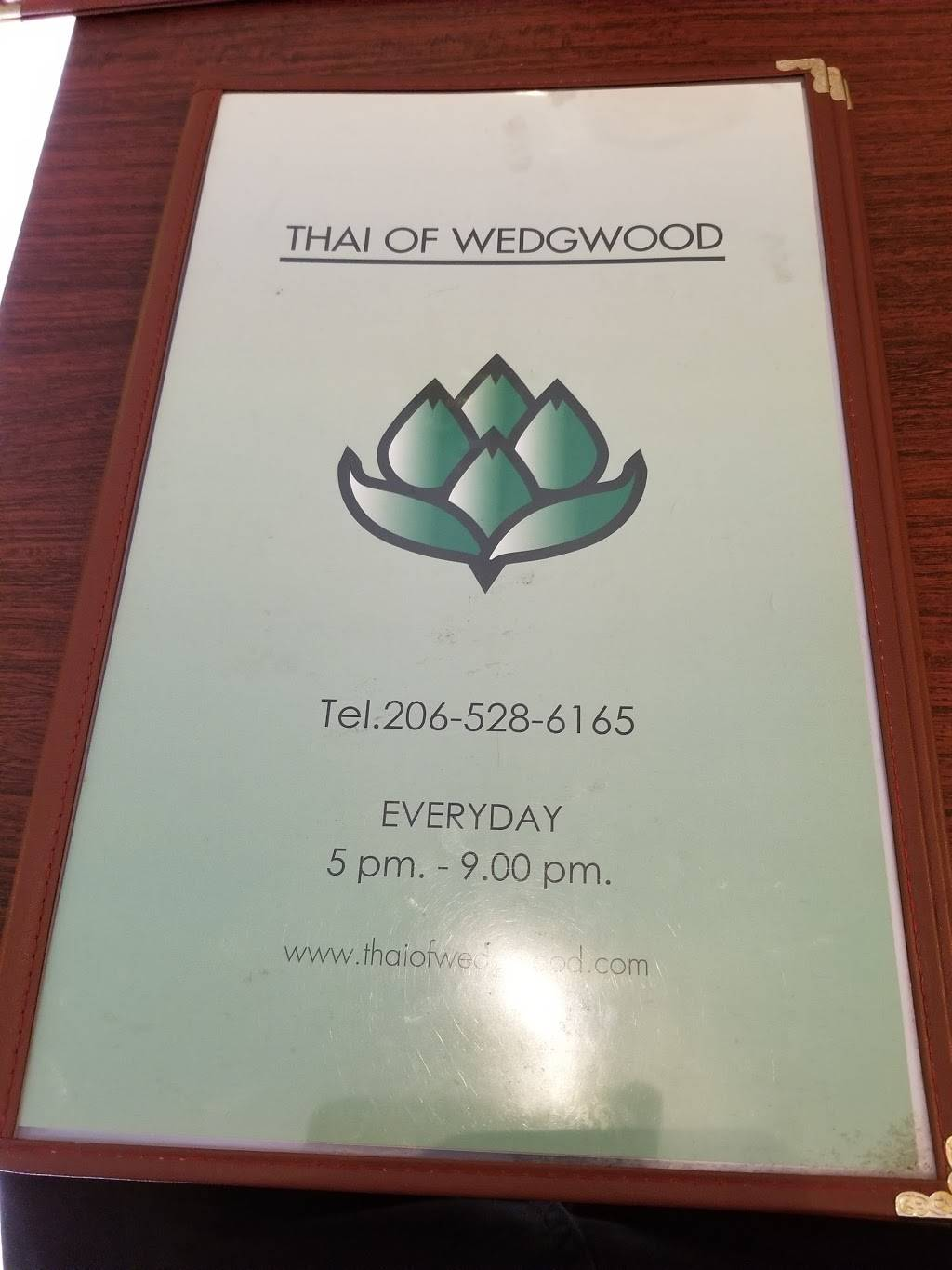 Thai of Wedgwood - restaurant  | Photo 7 of 9 | Address: 7520 35th Ave NE #3, Seattle, WA 98115, USA | Phone: (206) 528-6165