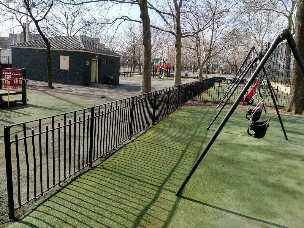 Noble Playground - park  | Photo 1 of 10 | Address: 3101, 1541 Bronx River Ave, Bronx, NY 10460, USA | Phone: (212) 639-9675