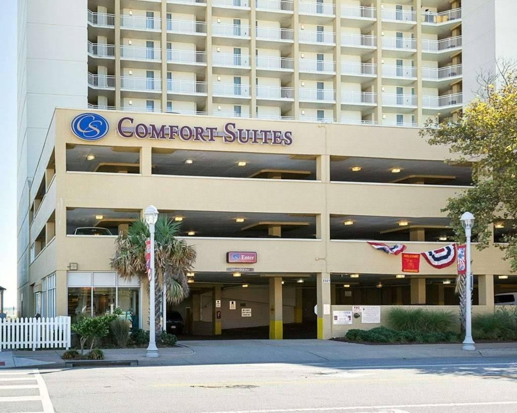 Comfort Suites Beachfront - lodging  | Photo 5 of 10 | Address: 2321 Atlantic Ave, Virginia Beach, VA 23451, USA | Phone: (757) 491-2400