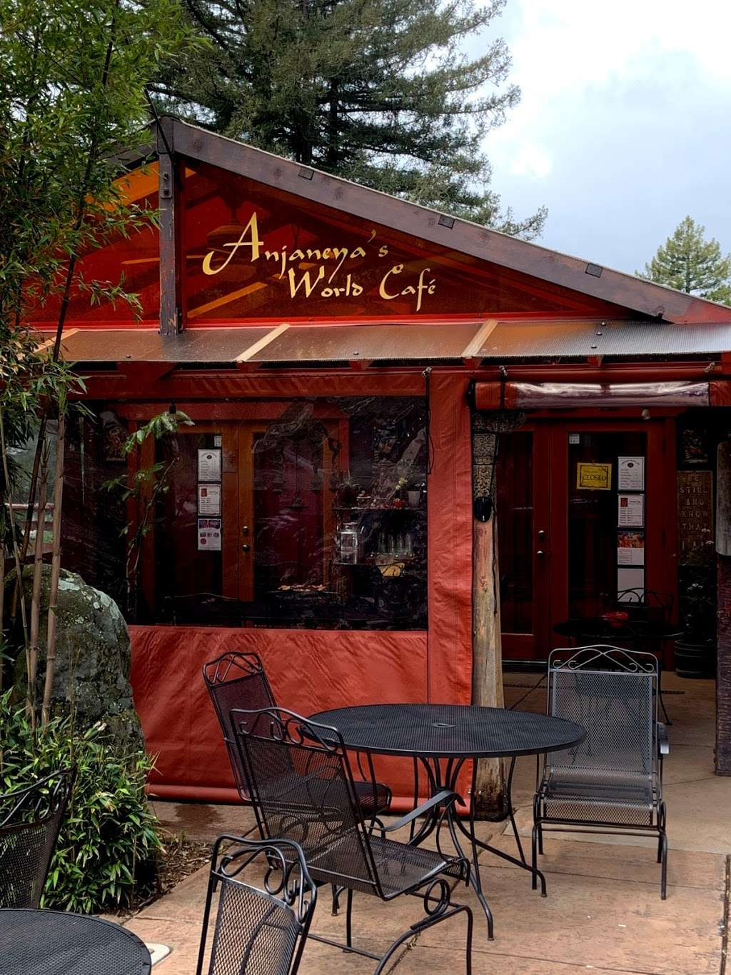 Anjaneyas World Cafe - cafe  | Photo 1 of 6 | Address: Unnamed Road, Watsonville, CA 95076, USA