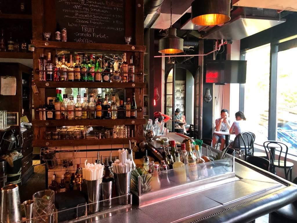 Sweetleaf Coffee & Cocktail Bar - night club    Photo 4 of 10   Address: 4615 Center Blvd, Long Island City, NY 11109, USA   Phone: (347) 527-1038