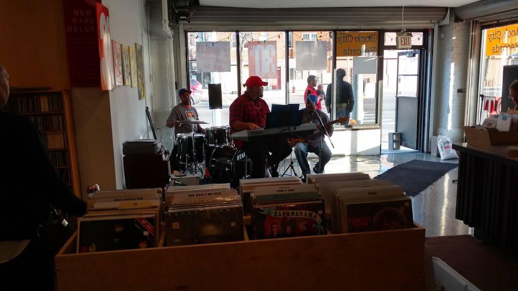 Rock City Records - electronics store  | Photo 6 of 10 | Address: 14401 E Jefferson Ave #2933, Detroit, MI 48215, USA | Phone: (313) 499-1540