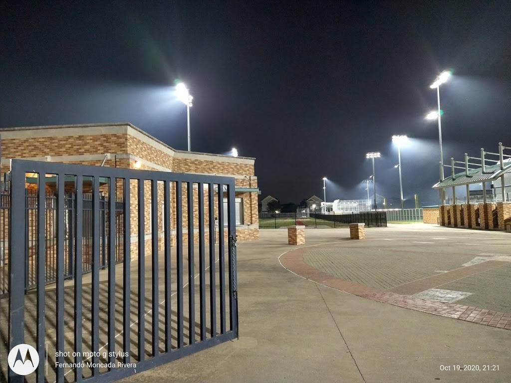 Forester Field - stadium  | Photo 7 of 9 | Address: 8233 Military Pkwy, Dallas, TX 75227, USA | Phone: (214) 381-8790